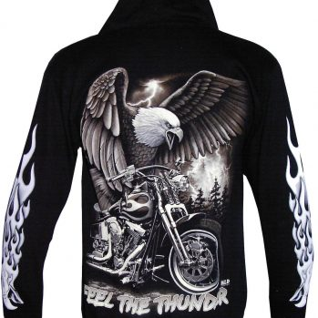 eagle jacket rear